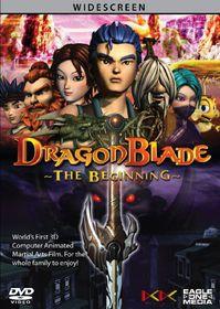 Dragon Blade: The Beginning - (Import DVD)