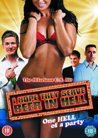 I Hope They Serve Beer in Hell - (Import DVD)