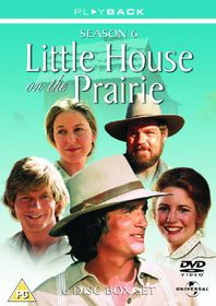 Little House on the Prairie - Series 6 - (Import DVD)