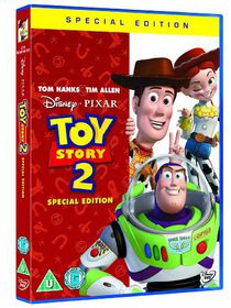 Toy Story 2 (Special Edition) - (Import DVD)