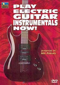 Play Electric Guitar Instrumentals Now! - (Import DVD)