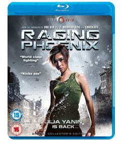Raging Phoenix - (Import Blu-ray Disc)