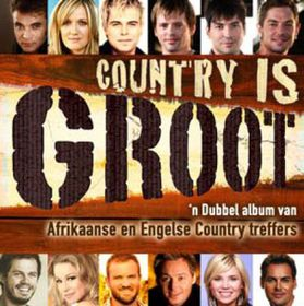 Country Is Groot - Various Artists (CD)