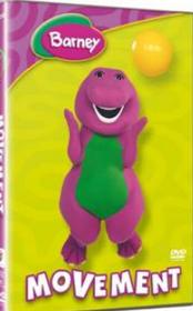 Barney Movement (DVD)