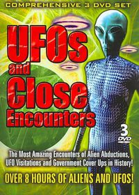 Ufos and Close Encounters Deluxe Box - (Region 1 Import DVD)