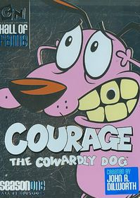 Courage the Cowardly Dog:Ssn1 - (Region 1 Import DVD)