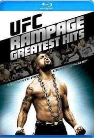 Ufc Rampage Greatest Hits - (Region A Import Blu-ray Disc)