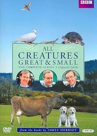 All Creatures Great & Small:Ssn3 - (Region 1 Import DVD)