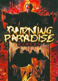 Burning Paradise - (Region 1 Import DVD)