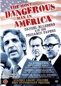Most Dangerous Man in America:Daniel - (Region 1 Import DVD)