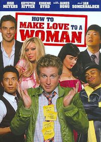 How to Make Love to a Woman - (Region 1 Import DVD)
