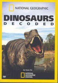 Dinosaurs Decoded - (Region 1 Import DVD)