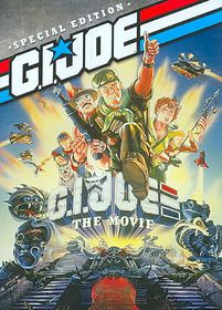 Gi Joe:Real American Hero Movie - (Region 1 Import DVD)