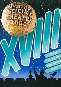 Mystery Science Theater 3000 Xviii - (Region 1 Import DVD)