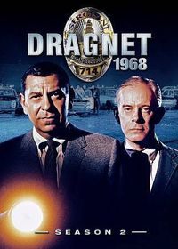 Dragnet:Season 2 - (Region 1 Import DVD)