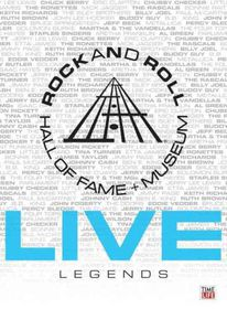 Rock and Roll Hall of Fame Live:Lege - (Region 1 Import DVD)