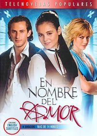 En Nombre Del Amor - (Region 1 Import DVD)