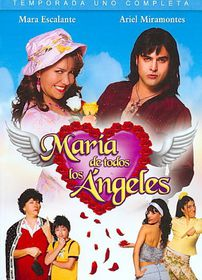 Maria De Todos Los Angeles - (Region 1 Import DVD)