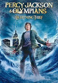 Percy Jackson & The Olympians: The Lightning Thief - (Region 1 Import DVD)