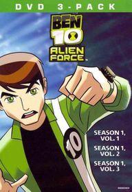 Ben 10 Alien Force:Ssn1 V1-3 - (Region 1 Import DVD)