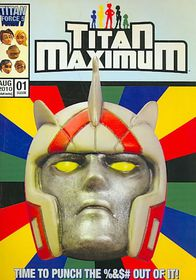 Titan Maximum:Season One - (Region 1 Import DVD)