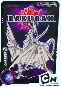 Bakugan Chapter 2 - (Region 1 Import DVD)