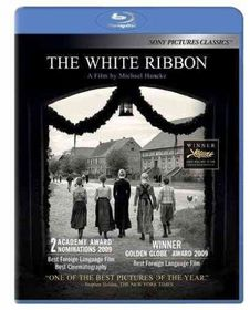 White Ribbon - (Region A Import Blu-ray Disc)