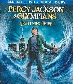 Percy Jackson & The Olympians: The Lightning Thief - (Region A Import Blu-ray Disc)