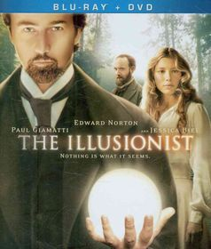 Illusionist - (Region A Import Blu-ray Disc)