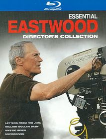 Essential Eastwood:Director's Collect - (Region A Import Blu-ray Disc)