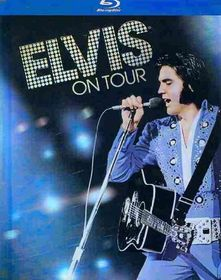 Elvis on Tour - (Region A Import Blu-ray Disc)