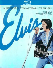 Elvis Blu Ray Collection - (Region A Import Blu-ray Disc)