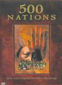 500 Nations - (Region 1 Import DVD)