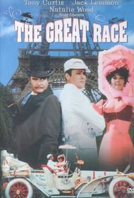 Great Race - (Region 1 Import DVD)