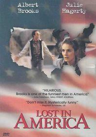 Lost in America - (Region 1 Import DVD)