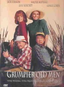Grumpier Old Men - (Region 1 Import DVD)