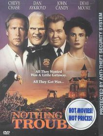 Nothing but Trouble - (Region 1 Import DVD)