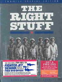 Right Stuff - Special Edition - (Region 1 Import DVD)