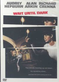 Wait Until Dark - (Region 1 Import DVD)