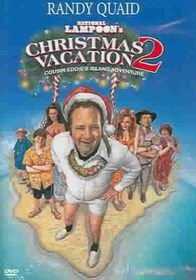 National Lampoon's Christmas Vacation 2 - (Region 1 Import DVD)