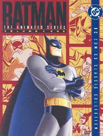 Batman the Animated Series:Vol 1 - (Region 1 Import DVD)