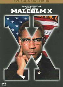 Malcolm X:Se - (Region 1 Import DVD)