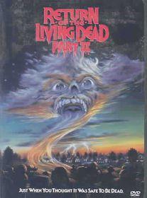 Return of the Living Dead 2 - (Region 1 Import DVD)