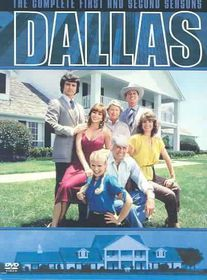 Dallas:First & Second Seasons - (Region 1 Import DVD)