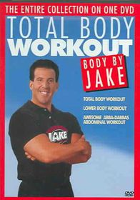Body by Jake Total Body Workout:Back - (Region 1 Import DVD)