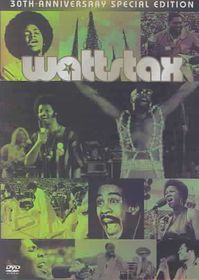 Wattstax:Special Edition - (Region 1 Import DVD)