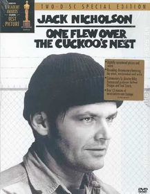 One Flew over the Cuckoo's Nest - (Region 1 Import DVD)
