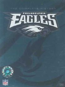 NFL History of the Philadelphia Eagles - (Region 1 Import DVD)