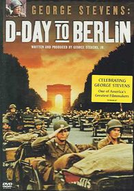 George Stevens D Day to Berlin - (Region 1 Import DVD)