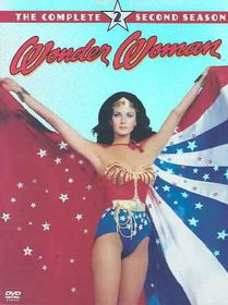 Wonder Woman:Complete Second Season - (Region 1 Import DVD)